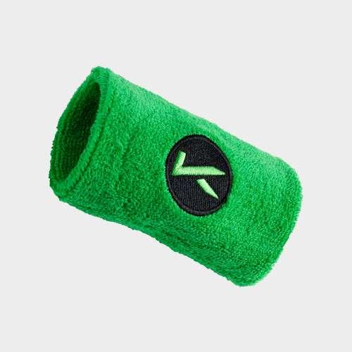 Muñequera Verde