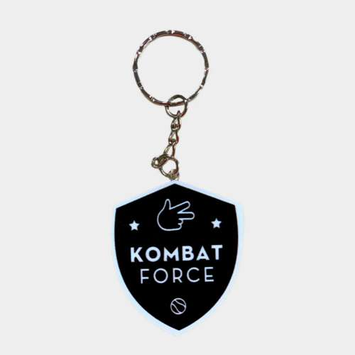 Kombat force key ring