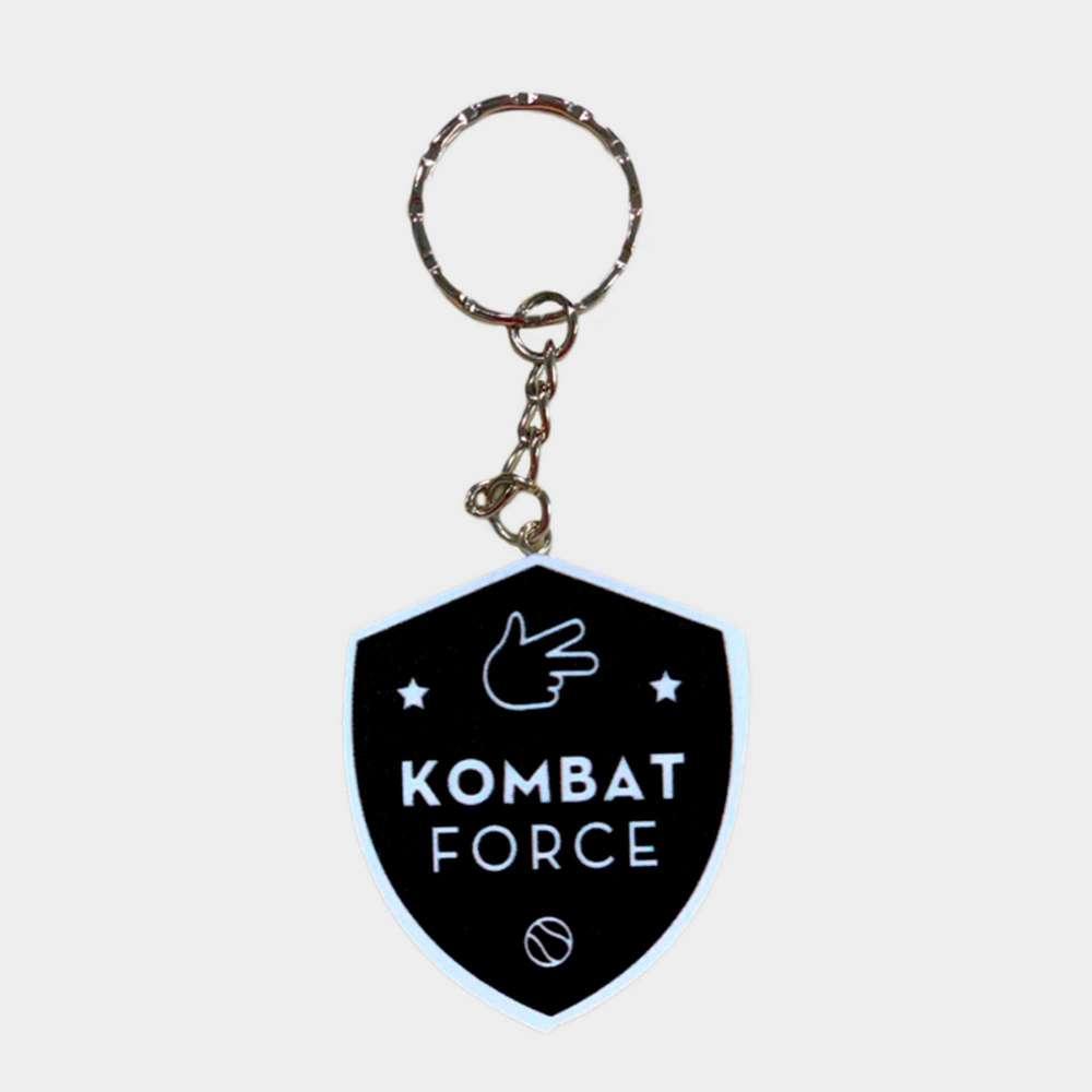 Kombat force key ring