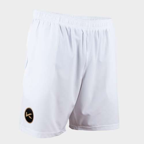 White Kombat shorts