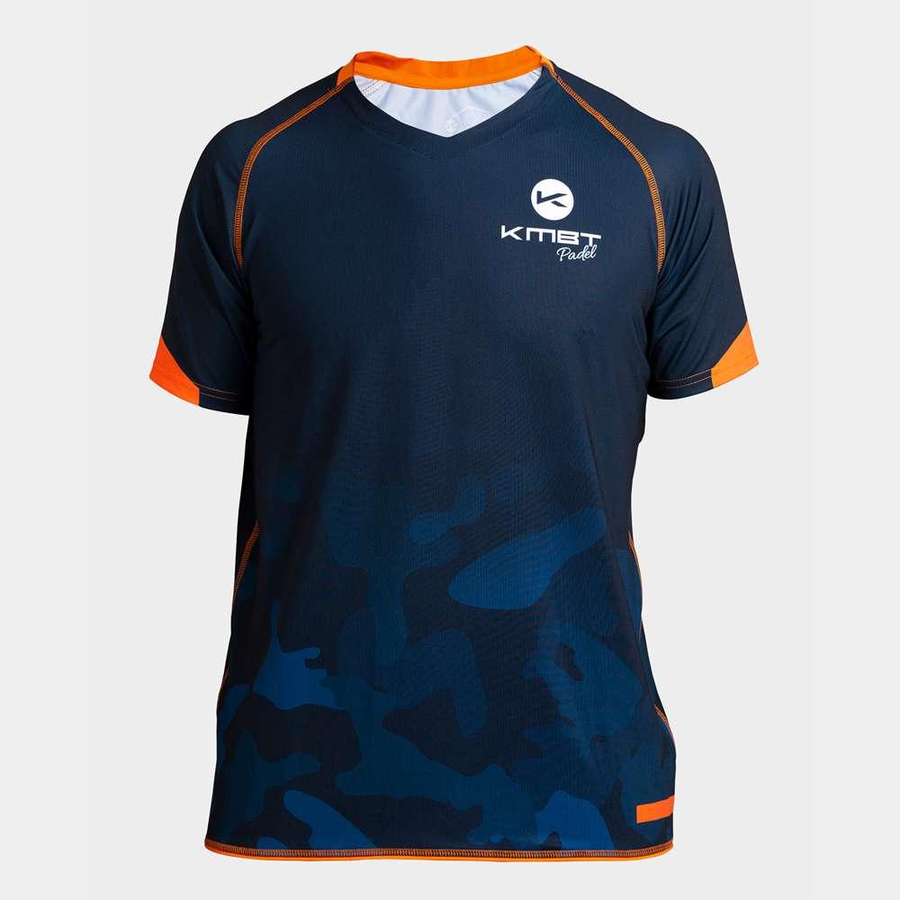 Camiseta de Juego Marino KMBT Padel