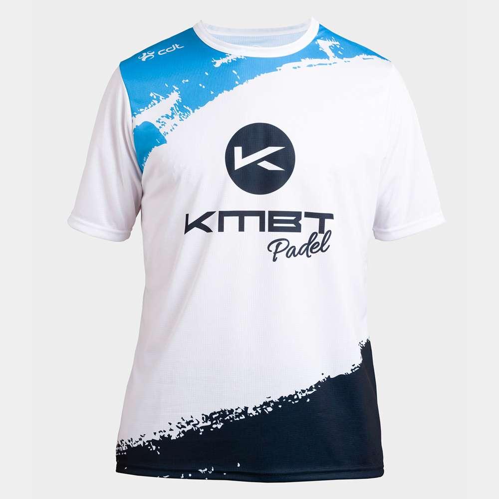 Camiseta Crezy KMBT Pádel