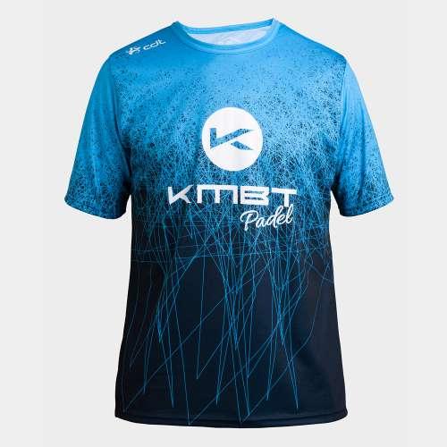 Camiseta Moscú KMBT Pádel