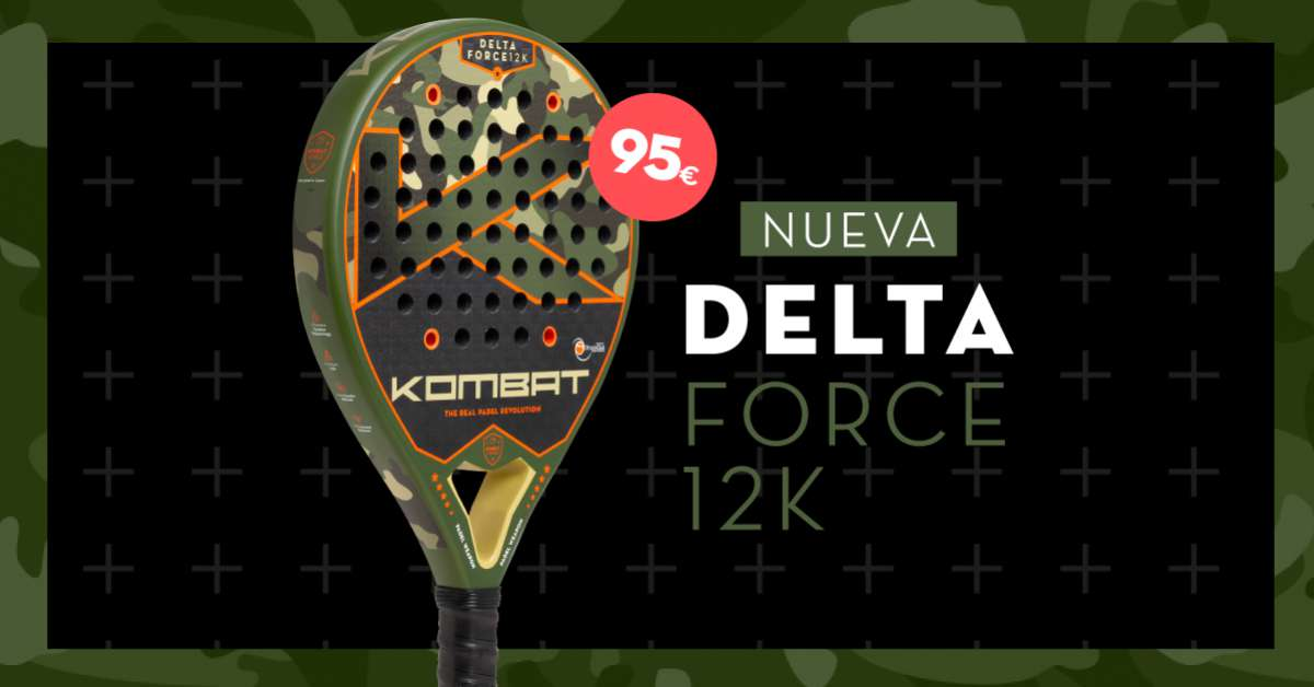 Nueva Delta Force 12K con ShockOut